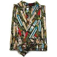 Hello Club Men Robes Multicolored 2XL 100% Cotton Lightweight