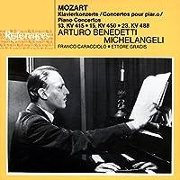 Mozart: Pno.Concertos 13/15/23