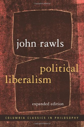 Political Liberalism (Columbia Classics in Philosophy)の詳細を見る