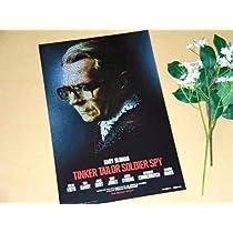 1.小ポスター、アメリカ版「裏切りのサーカス」ゲイリー・オールドマン