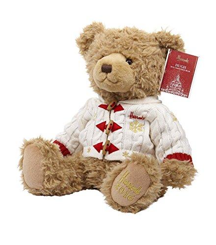 ハロッズ (Harrods) クリスマスベアー Hugh 2016 Christmas Bear