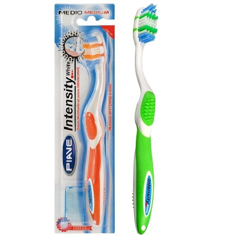 ウイルス行く最初にホワイト歯ブラシ