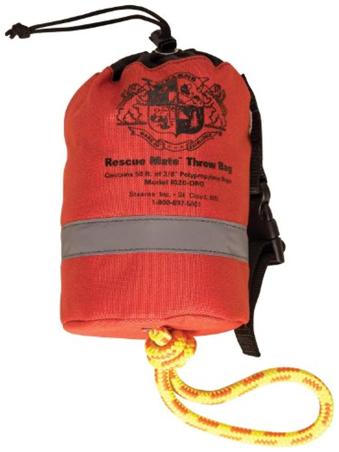 Stearns ® Rescueメイト™ RescueバッグInternationalオレンジ