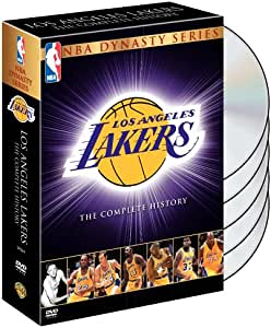 Nba Dynasty Series: Complete History of the Lakers [DVD] [Import]