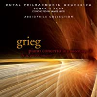 Piano Concerto In A Minor by Ronan O'Hora (2009-02-10)