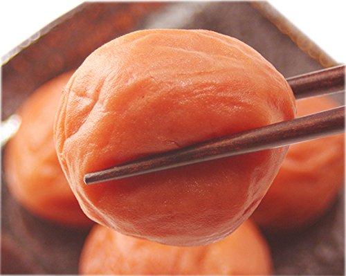 【訳あり】紀州梅干し 完熟南高梅 しそ梅 塩分8% (800g) 無選別