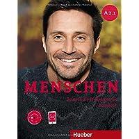 Menschen sechsbandige Ausgabe: Kursbuch A2.1 mit DVD-Rom
