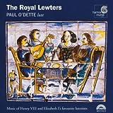 ヘンリー8世とエリザベス1世お気に入りのリュート奏者たち