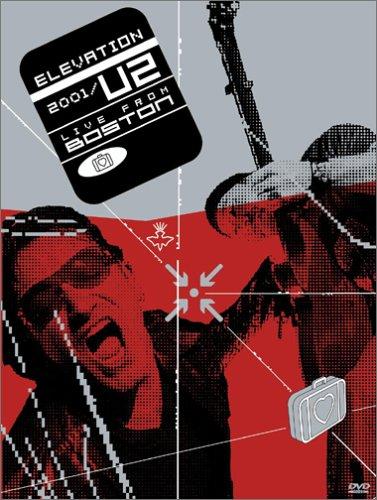 エレヴェイション 2001/U2 ライヴ・フロム・ボストン [DVD]