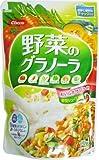 日清シスコ 野菜のグラノーラ 160g×6袋 / 日清シスコ
