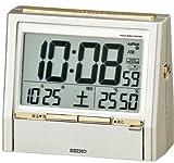 デジタル トークライナー 電波目覚まし時計 DA206G