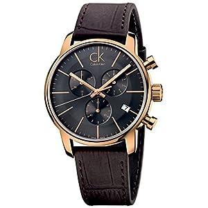 [カルバンクライン]ck Calvin Klein 腕時計 ck city chrono(シーケー シティ クロノ) K2G276G3 メンズ 【正規輸入品】