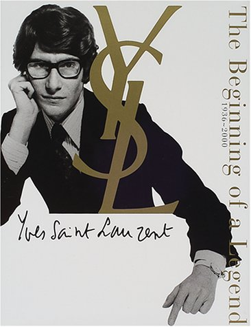 """Yves Saint Laurent""""The beginning of a Legend""""1936~2000の詳細を見る"""