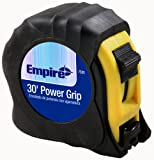 Empire Level 7530 30x1-Inch Black Power Grip by Empire Level