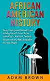 African American History: Slavery, Underground Railroad, People including Harriet Tubman, Martin Luther King Jr., Malcolm X, Frederick Douglass and Rosa ... History Month Book 1) (English Edition)