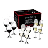 Riedel Ouverture Red and White Magnum Glass and Champagne Flute by Riedel