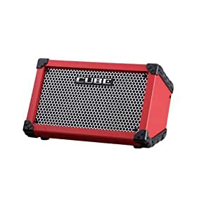 Roland Battery Powered Stereo Amplifier レッド CUBE-ST-R