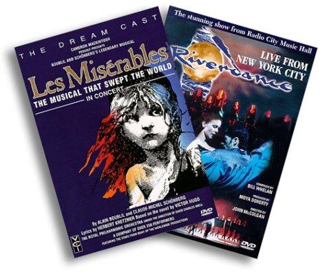 Riverdance & Miserables: Live NYC [DVD]