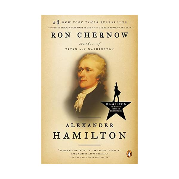 Alexander Hamilton (Rand...の商品画像