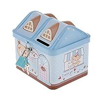 sharprepublic 子供 貯金箱セット かわいい 漫画貯金箱 手作り クラフト ギフト