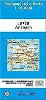 Ansbach 1 : 50 000