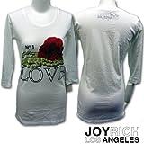 ROSED PEARL ローズ パール 七分袖Tシャツ 並行輸入品 ジョイリッチ画像①