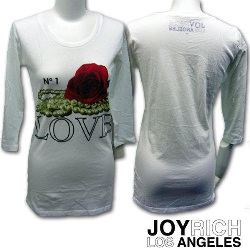 ROSED PEARL ローズ パール 七分袖Tシャツ 並行輸入品 ジョイリッチ