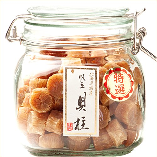 北海道産 ホタテ 干し貝柱 500g(1等検/SAサイズ/瓶入り) 貝柱 人気 北海道 珍味 ギフト