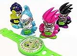 すくい人形 仮面ライダーエグゼイド(4個) &めいろゲームウォッチ(1個)セット