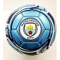 マンチェスター?シティAuthentic Official Licensedサッカーボールサイズ5 ( 5、マンチェスターcity-balls5 – 03 – 4 )
