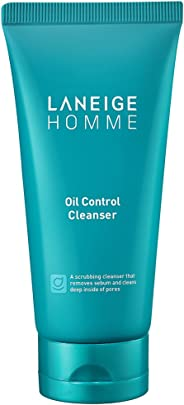 LANEIGE Homme Oil Control Cleanser, 150ml