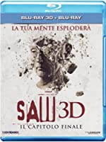 Saw - Il Capitolo Finale (3D) (Blu-Ray 3D+Blu-Ray) [Italian Edition]