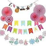 誕生日 HAPPY BIRTHDAY 飾り付け 風船 パーティー 装飾 セット 記念日 飾り 超豪華セット 特大 バースデー