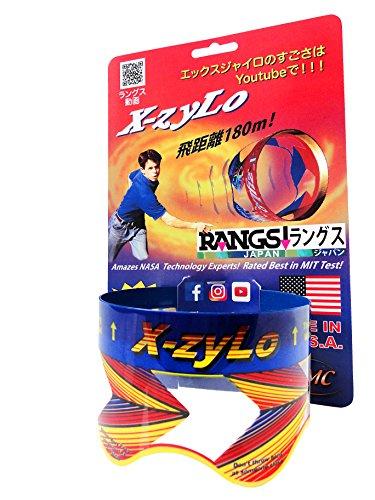 ラングスジャパン(RANGS) Xジャイロ ブルー...