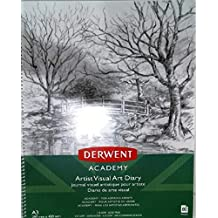 Derwent R31140F Academy A3 Drawing Pad (80 Pages)