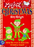 Musical Christmas: Story Stickers (Musical Christmas Activity)