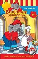 Benjamin Blümchen - Folge 56: als Reporter [Musikkassette] [Musikkassette]
