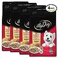 MY DOG Dry Dog Food 1.5kg Bag, 4 Pack
