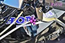 Z20-1PU アルミ製 クラッチアジャスター 桔梗 紫 GS400/E GSX250E GSX400E ザリ ゴキ RG250 GSX400/FS GT250 GT380 GT550 GT750 GSX250S GSX400S GSX750S GSX1000S GSX1100S 刀 汎用
