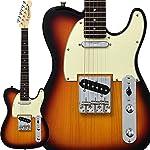 Compact Guitar スモールサイズ・TLタイプエレキギター CTL-60s (3TS/R)