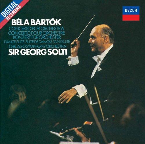 バルトーク:管弦楽のための協奏曲&舞踏組曲