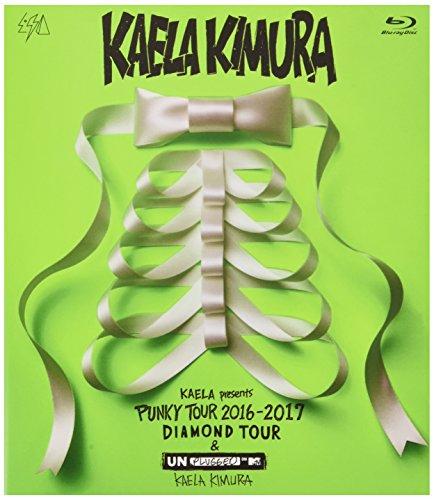 "[画像:KAELA presents PUNKY TOUR 2016-2017 ""DIAMOND TOUR""& MTV Unplugged : Kaela Kimura(Blu-ray通常盤)]"