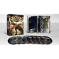ジュラシック・パーク 4ムービー・コレクション [4K UHD + Blu-ray ※UHDのみ日本語有り](Import版)-Jurassic Park Collection-