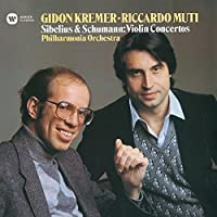 Schumann & Sibelius: Violin Concerto by Gidon Kremer