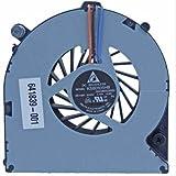 ydlan新しいCPU冷却ファンfor HP 8460W 8470p 6460bファン641839–001649375–001