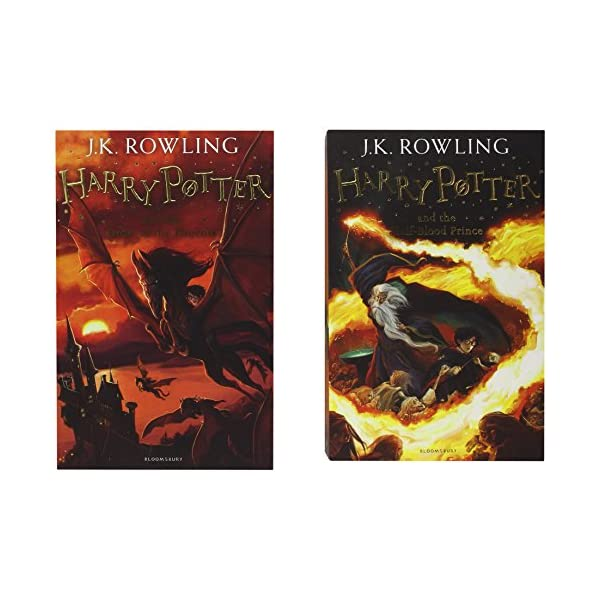 Harry Potter Box Set: ...の紹介画像12
