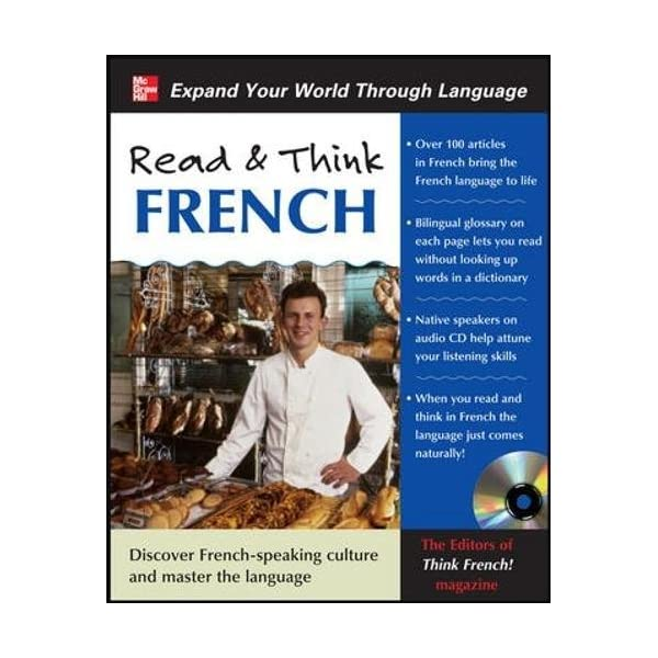 Read & Think French with...の商品画像