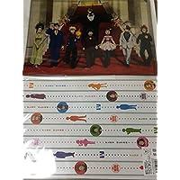 僕のヒーローアカデミア THE MOVIE 2人の英雄 劇場版オリジナルグッズ クリアファイルセット A4サイズ 2種セット