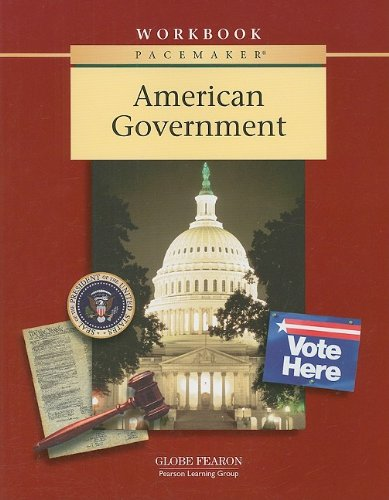 Download American Government (Pacemaker) 0130236187