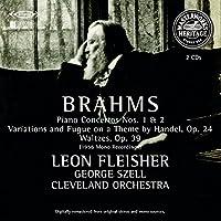 Piano Concertos / Waltzes / Handel Variations